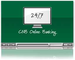 CNB Online Banking video