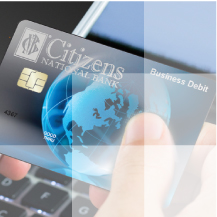 CNB Business Debit Card
