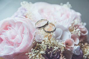 Wedding Bands and Flowers